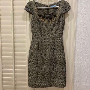 Antonio Melani Jeweled Dress Size 0